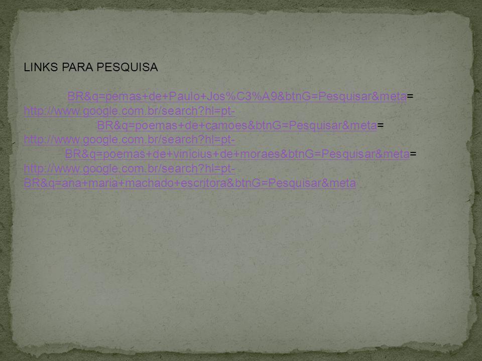 LINKS PARA PESQUISA BR&q=pemas+de+Paulo+Jos%C3%A9&btnG=Pesquisar&metaBR&q=pemas+de+Paulo+Jos%C3%A9&btnG=Pesquisar&meta= http://www.google.com.br/searc