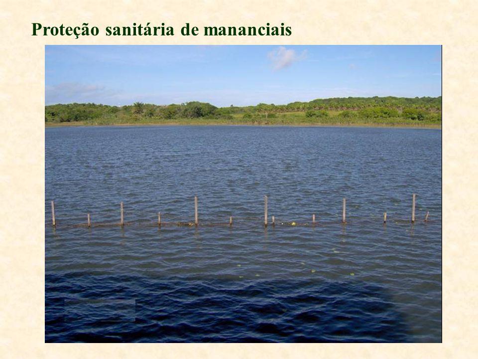 O saneamento e a preservação do meio ambiente são condicionantes fundamentais para a qualidade de vida das gerações atuais e futuras