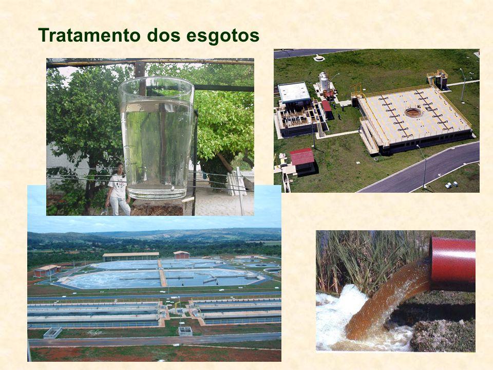 As grandes questões do saneamento ambiental de Natal atualmente: A qualidade da água de abastecimento e a proteção dos mananciais e corpos dágua.