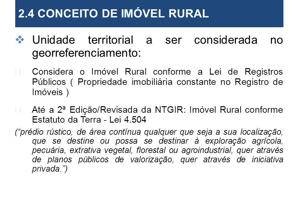 Imóvel Rural conforme Estatuto da Terra Imóvel 01 Matrículas: 185, 955 e 5987.