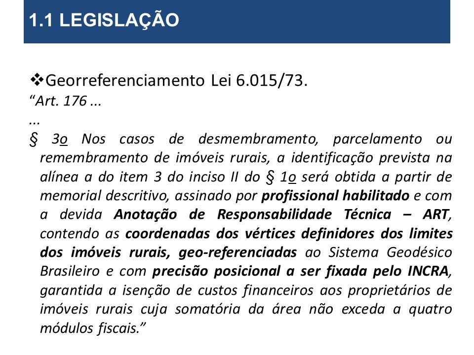 Regulamentado no Decreto 4.449/02: Art.9o...