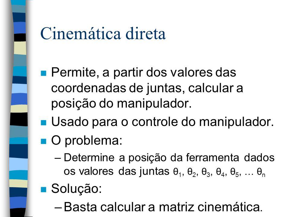 Cinemática direta