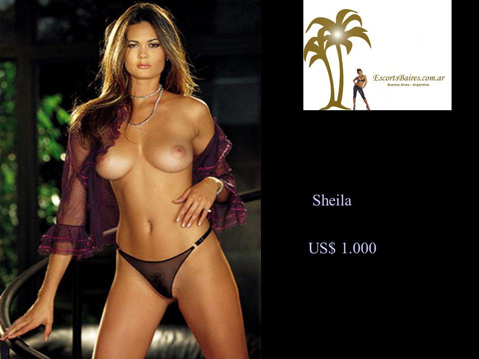 Sheila US$ 1.000