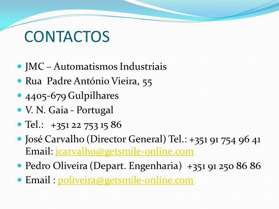 JMC – Automatismos Industriais