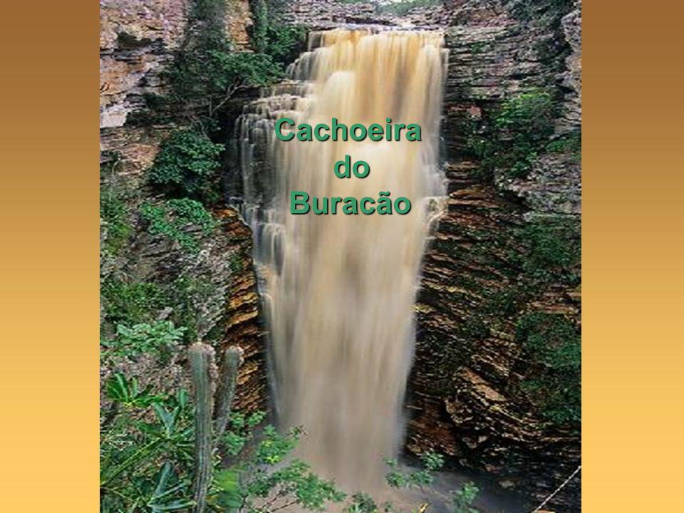 Cachoeira do do Buracão Buracão