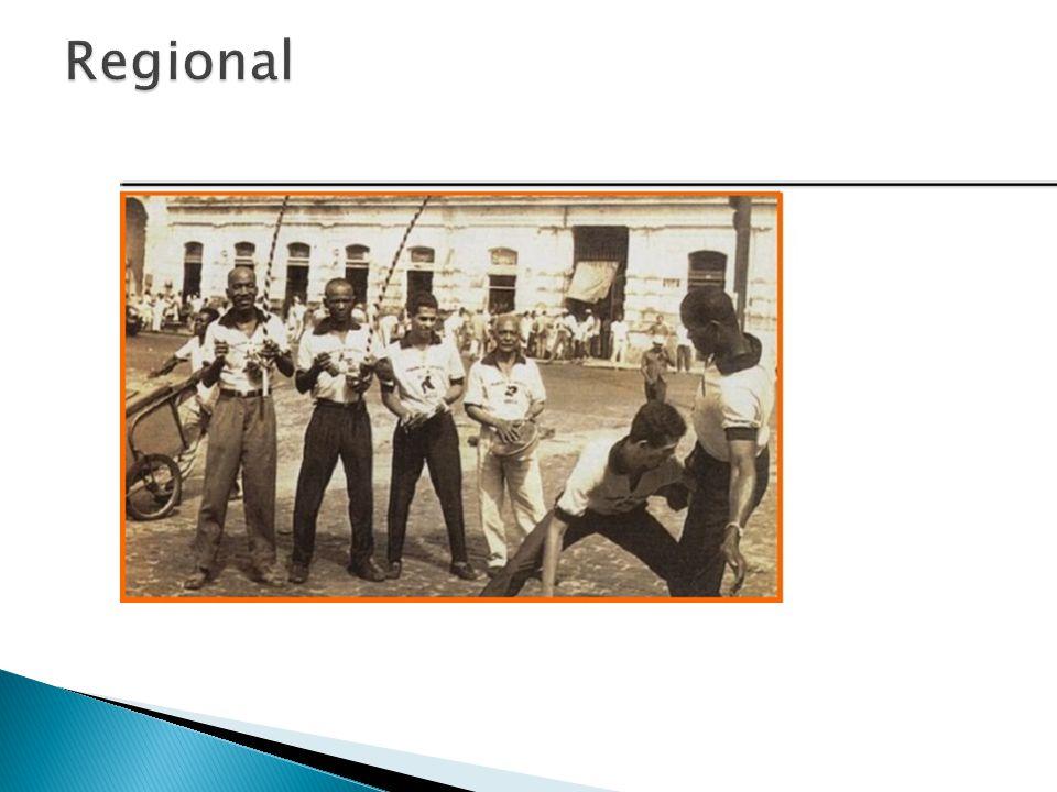 A Regional é mais recente, com elementos fortes de artes-marciais em seu jogo.