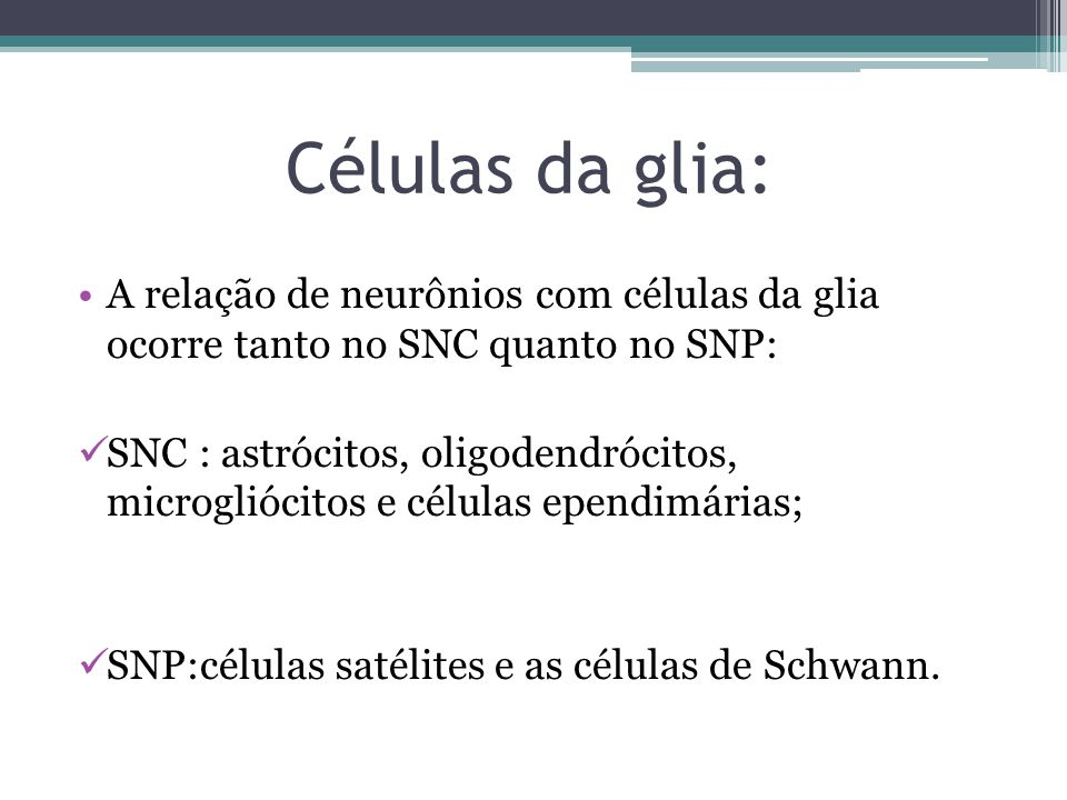 Revisando...O sistema nervoso em si, pode ser dividido em: aferente: SNC SOMÁTICO eferente: m.