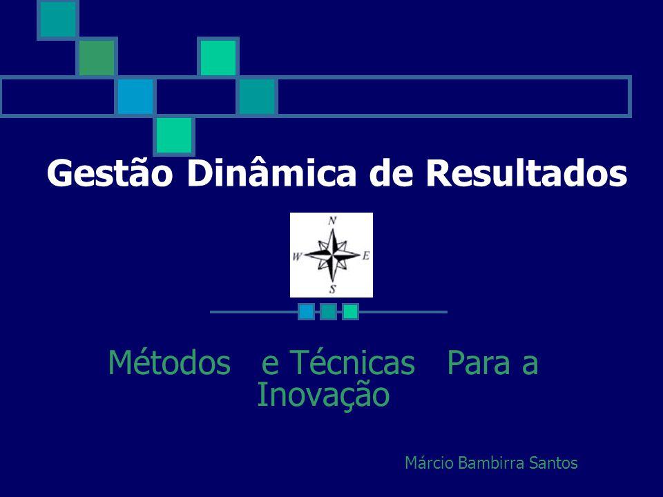 Gestão Dinâmica de Resultados Métodos e Técnicas Para a Inovação Márcio Bambirra Santos