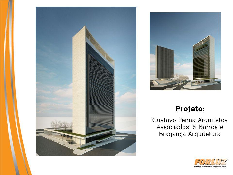 12 Projeto : Gustavo Penna Arquitetos Associados & Barros e Bragança Arquitetura