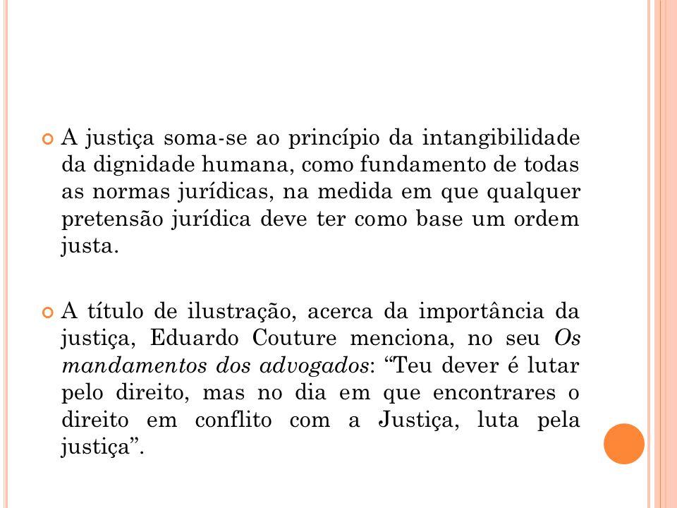 4.Justiça: O art.