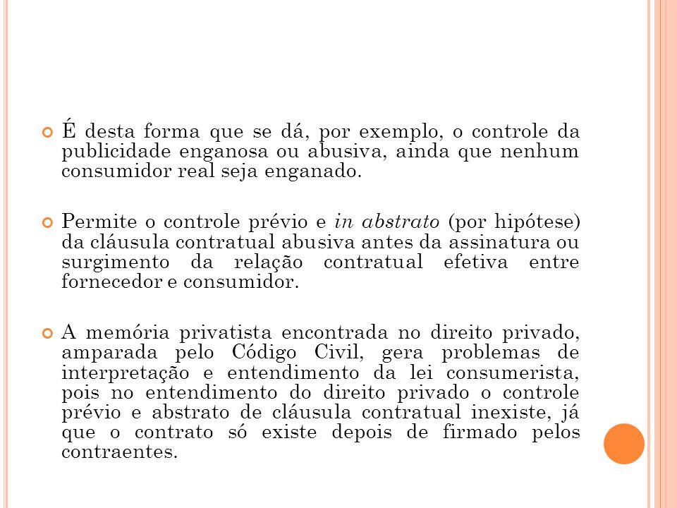 III. R ELAÇÃO J URÍDICA DE C ONSUMO A Lei nº 8.078/90 incidirá sempre que num dos pólos estiver presente o consumidor e no outro o fornecedor. O CDC s