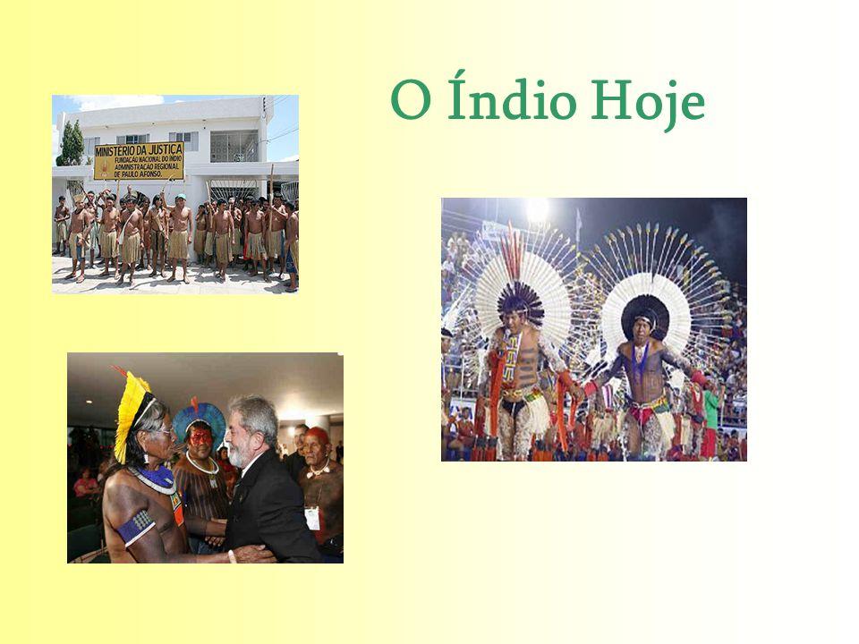 O Índio Hoje