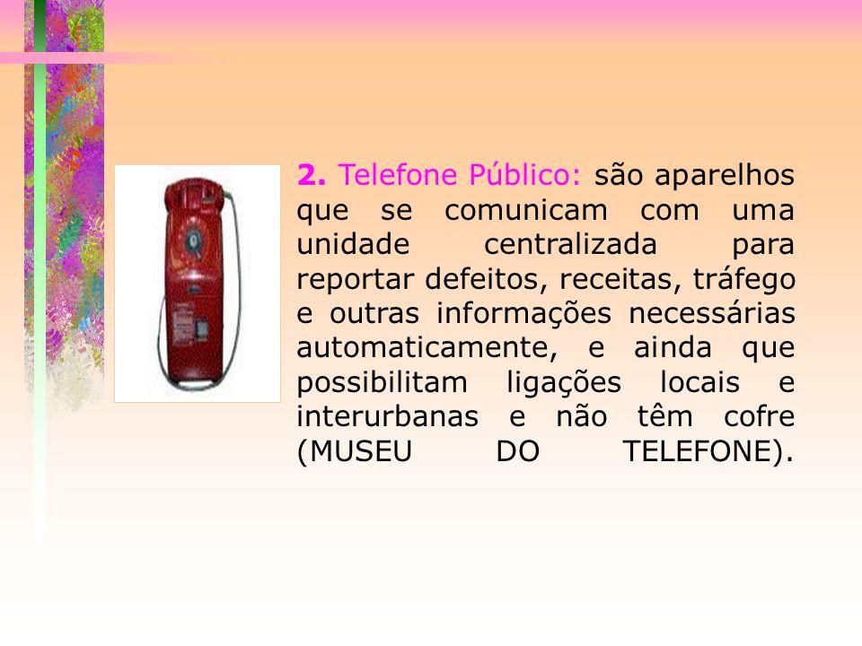 1. Telefone: s. m. 1. Aparelho destinado a transmitir a distância a palavra falada. 2. Os números por intermédio dos quais se efetuam as ligações tele