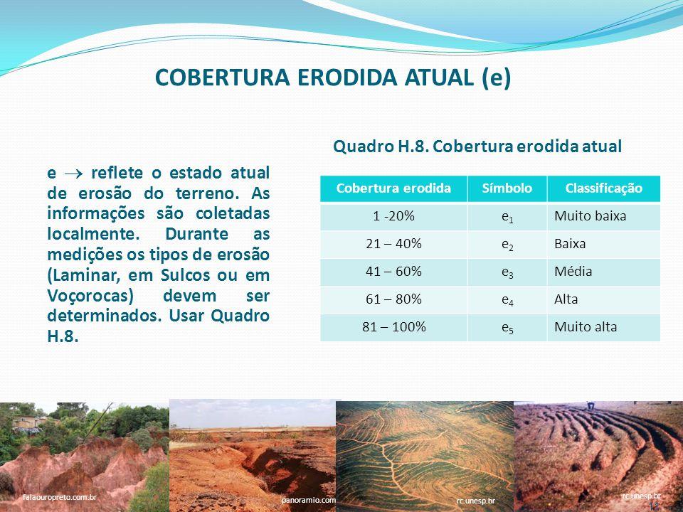 11 faperj.br rc.unesp.br panoramio.com falaouropreto.com.br rc.unesp.br 11 e reflete o estado atual de erosão do terreno.