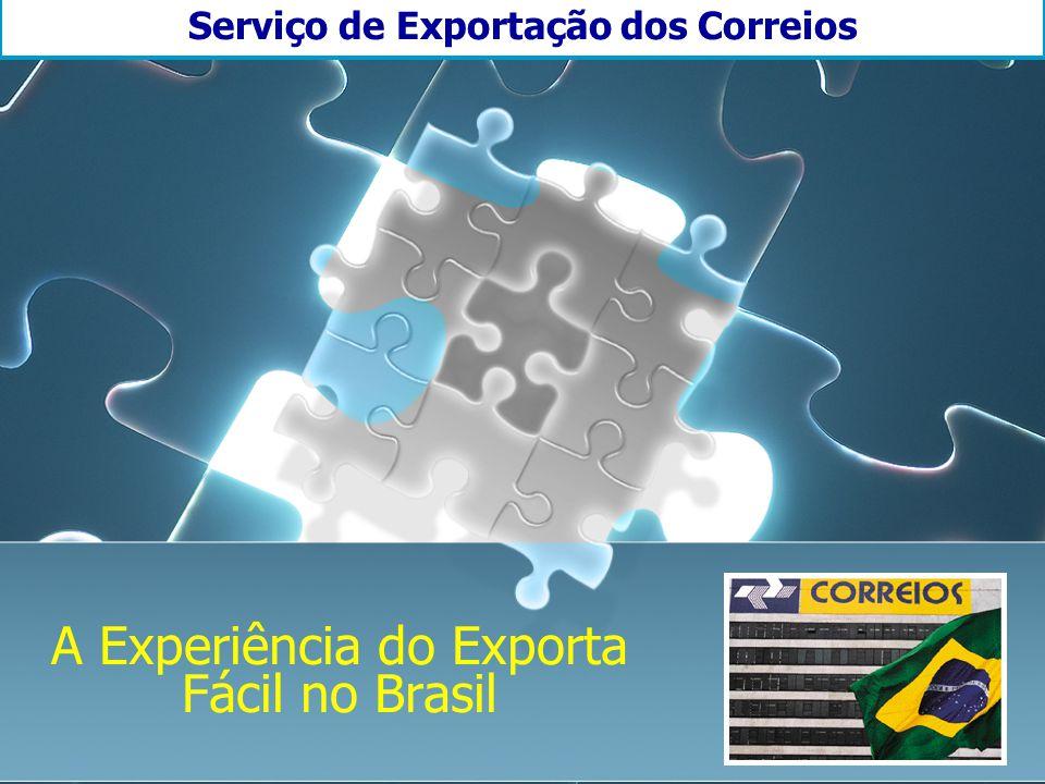 Serviço de Exportação dos Correios A Experiência do Exporta Fácil no Brasil