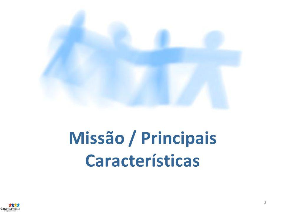 3 Missão / Principais Características
