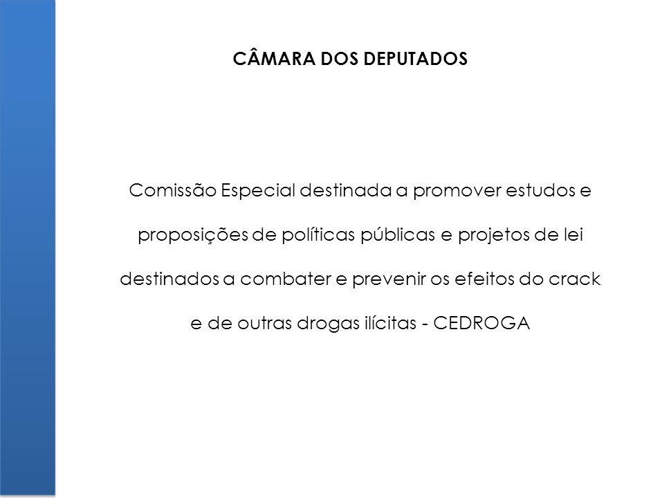 Comissão Especial destinada a promover estudos e proposições de políticas públicas e projetos de lei destinados a combater e prevenir os efeitos do cr