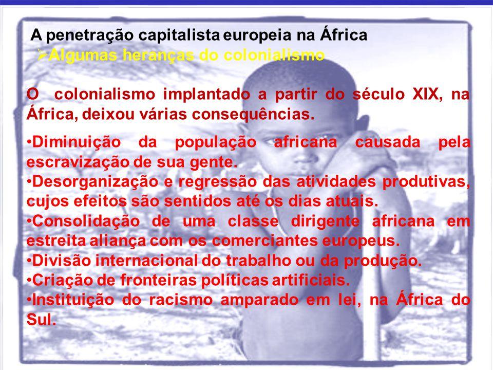 Na África do Sul, a riqueza do branco foi construída à custa da miséria e da pobreza da população negra.
