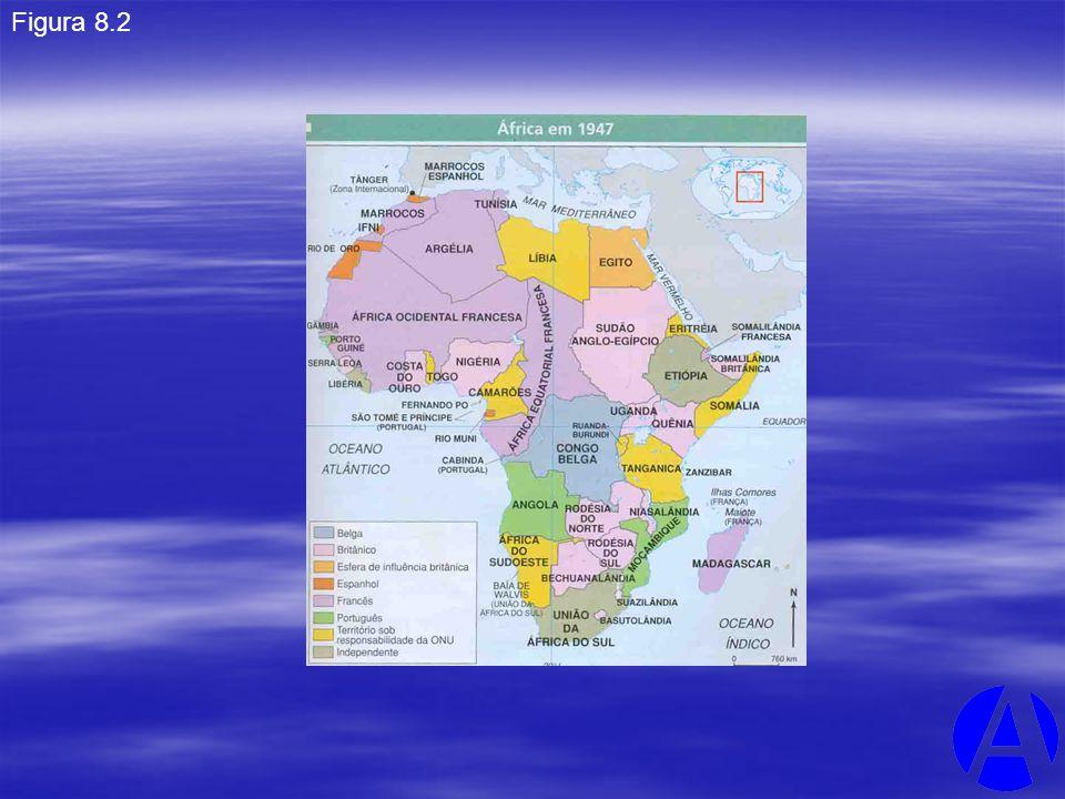 Havia interesses de grandes e poderosas transnacionais da mineração e de grupos econômicos da África do Sul contrários à independência do país.
