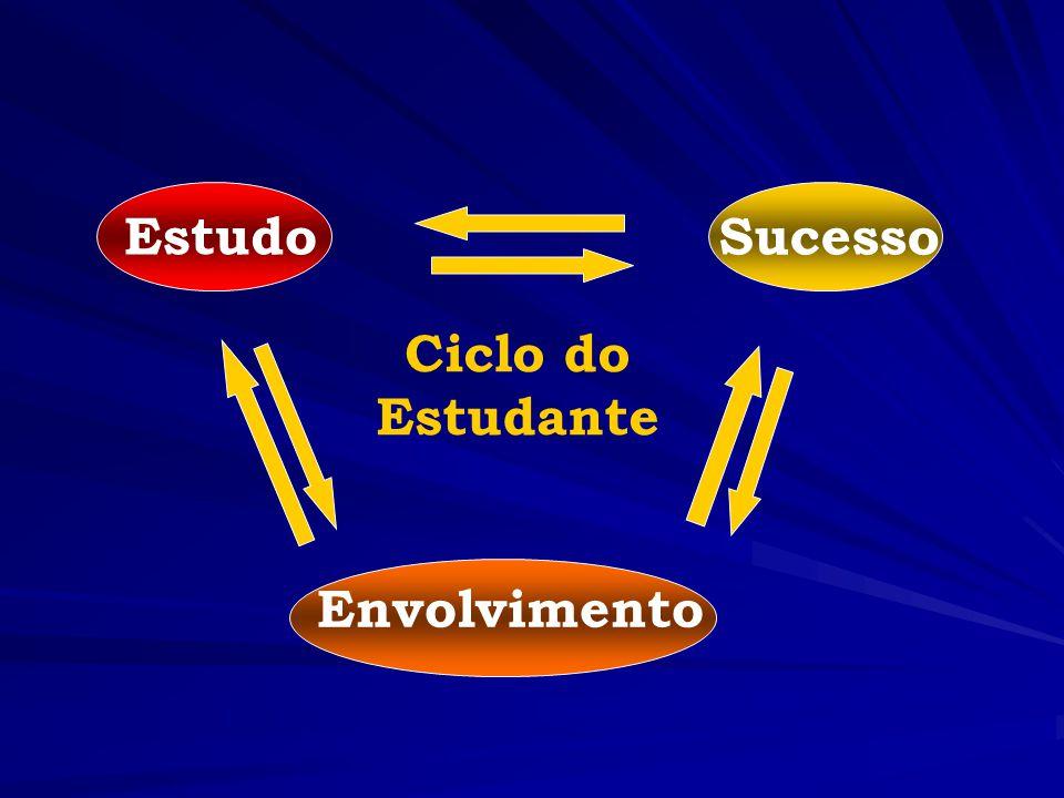Ciclo do Estudante Estudo Sucesso Envolvimento