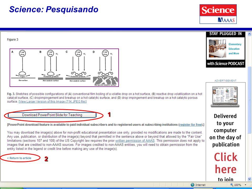 17 Science: Pesquisando 1 2