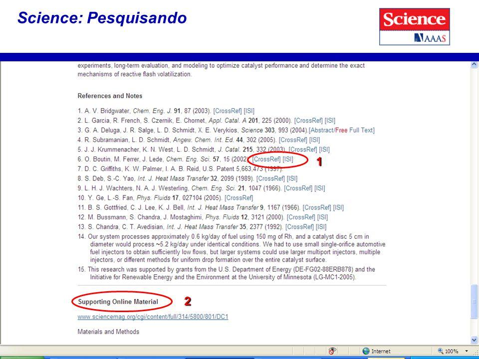 18 Science: Pesquisando 1 2