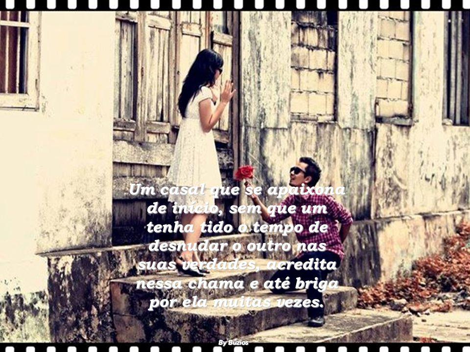 Amores deveriam ser eternos, mas nem sempre são. Costumo comparar casais a chave e fechadura. Nem toda chave abre todas as portas e é necessário encon