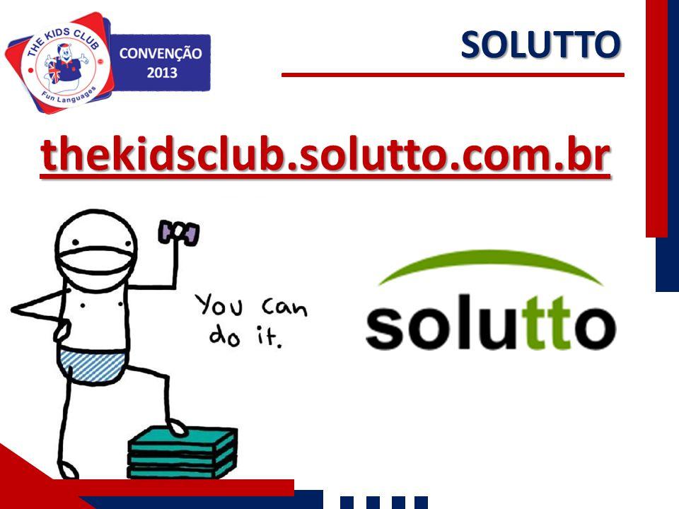 SOLUTTO thekidsclub.solutto.com.br
