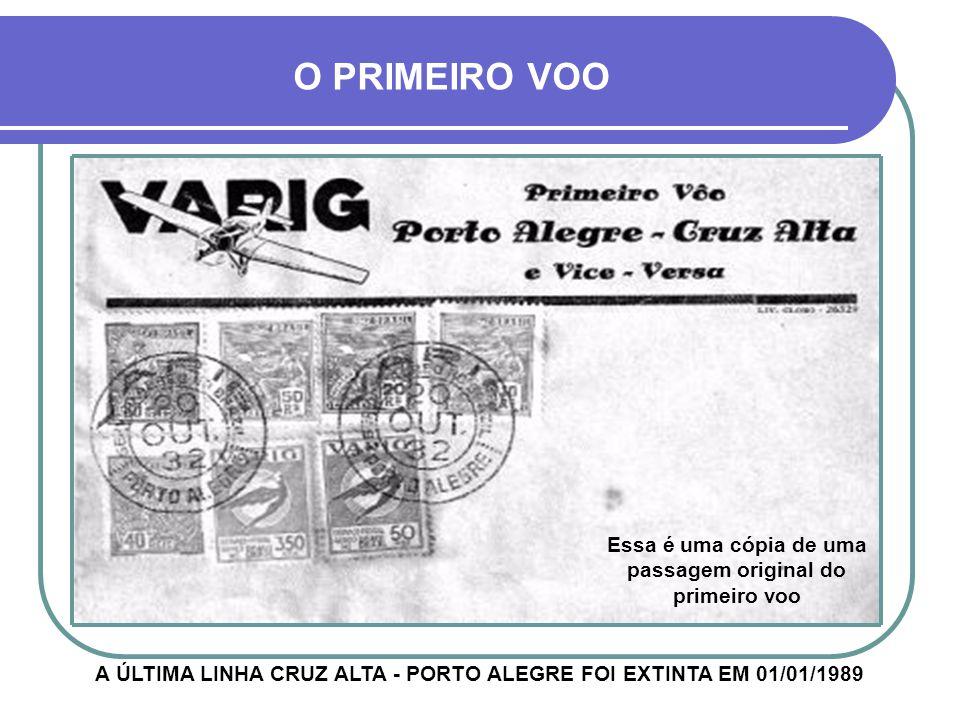 COM A DESTRUIÇÃO DO HANGAR DO AEROCLUBE EM 1947, O AEROPORTO FOI TRANSFERIDO PARA BENJAMIN NOTT, SENDO DENOMINADO CARLOS RUHL AEROPORTO CARLOS RUHL O
