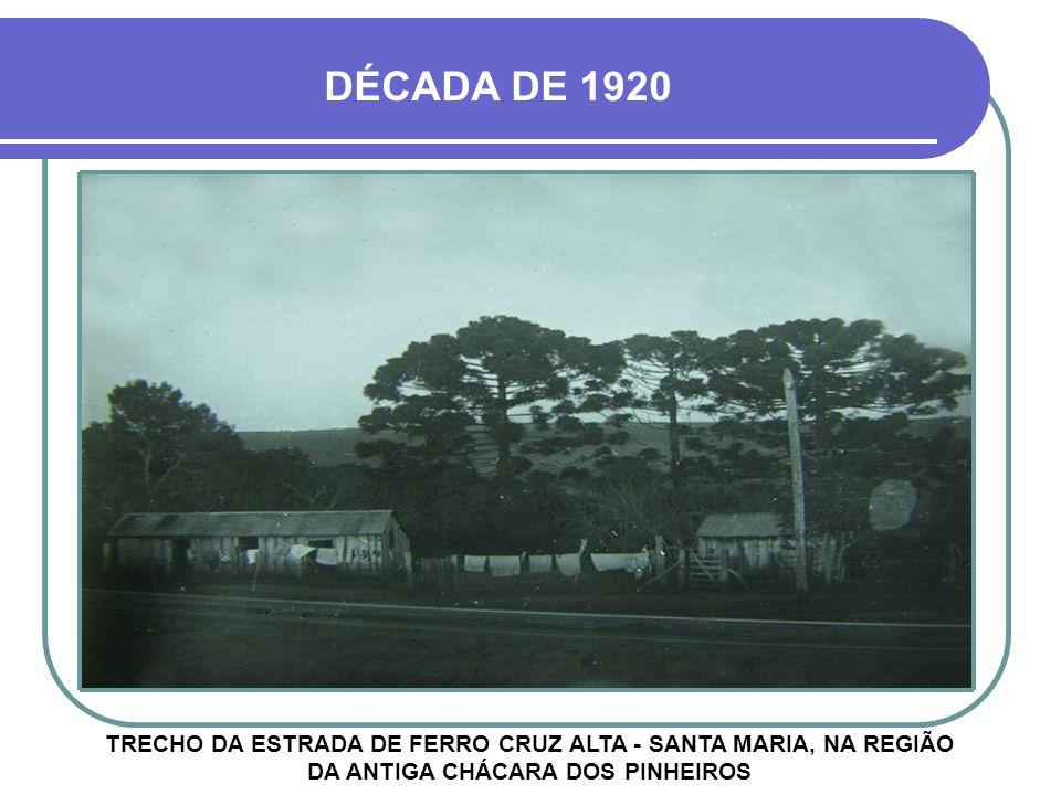 MANCHETE DE JORNAL CRUZ ALTA FOI UMA DAS PRIMEIRAS CIDADES DO INTERIOR DO ESTADO A PROMOVER SANEAMENTO BÁSICO
