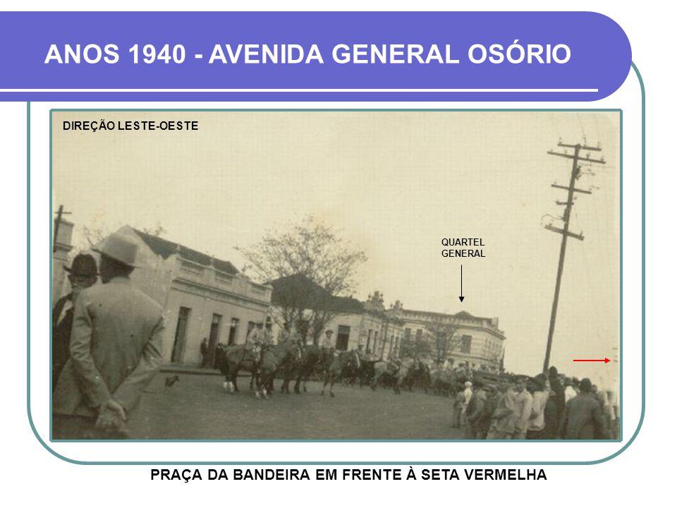 FOTO COMPLETA DO SLIDE ANTERIOR, TIRADA DE CIMA DO PRÉDIO DA CORSAN PANORÂMICA 1- EDIFÍCIO FIRENZE 2- EDIFÍCIO MAURITANA 3- EDIFÍCIO CENTAURO 4- EDIFÍ