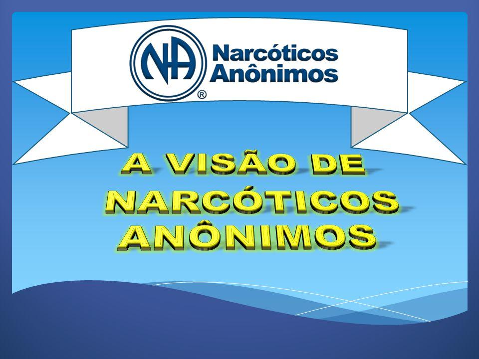 NARCÓTICOS ANÔNIMOS NARCÓTICOS ANÔNIMOS COMITÊ SERVIÇOS REGIÃO GRANDE SÃO PAULO COMITÊ SERVIÇOS REGIÃO GRANDE SÃO PAULO CENSO MAIO 2012 CENSO MAIO 2012 DROGA DE PREFERÊNCIA BASE DE DADOS - 1000 MEMBROS DE NA