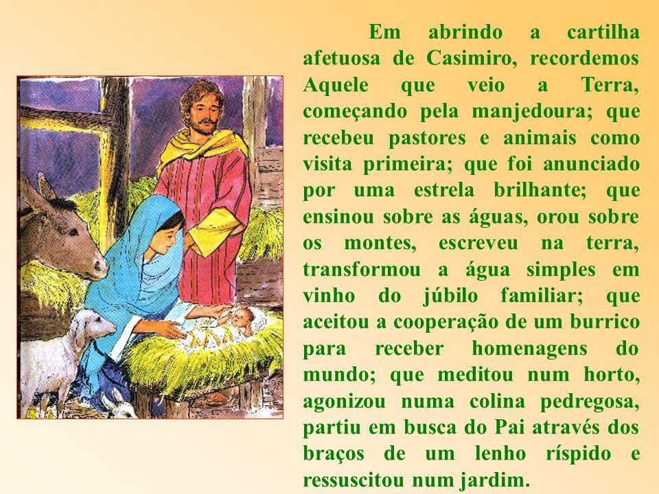 O trabalho valioso do poeta cristão dispensa comentários e considerações.