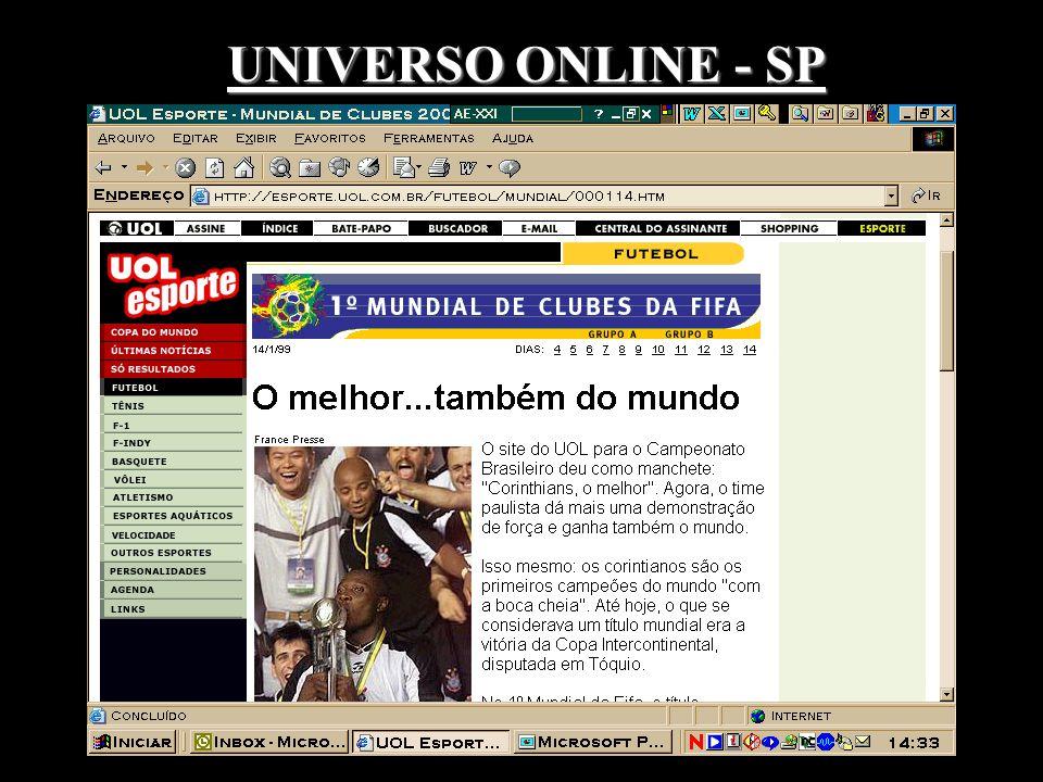 CIDADE INTERNET - São Paulo