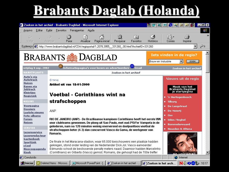 Brabants Daglab (Holanda)