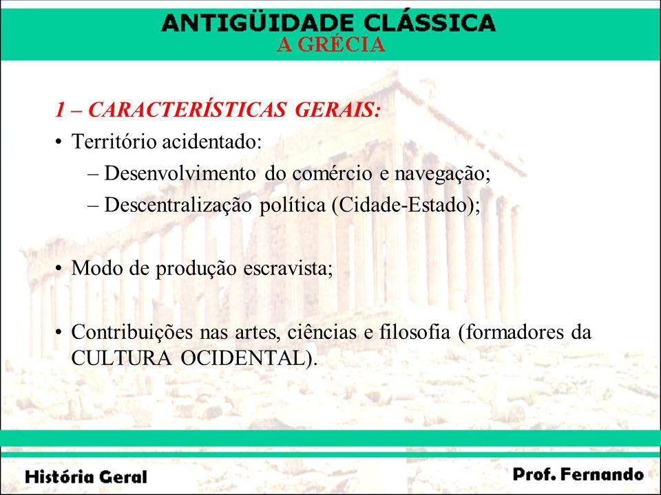 –CLÍSTENES (510 a.C) – pai da democracia - Os gregos chamavam a palavra governo de Kratía, e demo – povo, por isso seu governo era chamado de democracia (governo do povo).