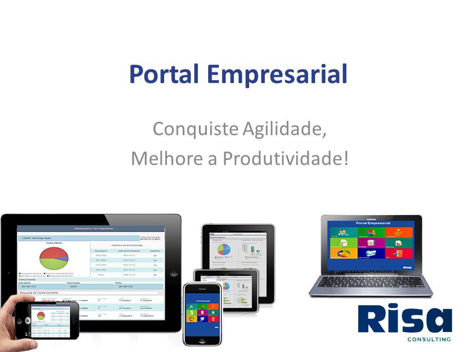 Portal Empresarial Conquiste Agilidade, Melhore a Produtividade!