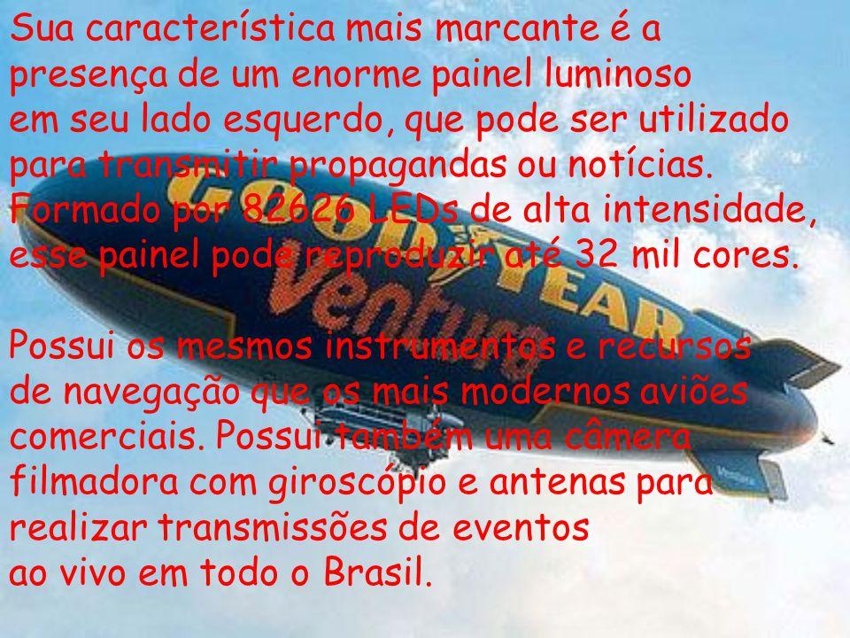 Agora que você já o conhece, faça um vôo por alguns pontos da cidade de São Paulo com o VENTURA E tente descobrir onde você está.