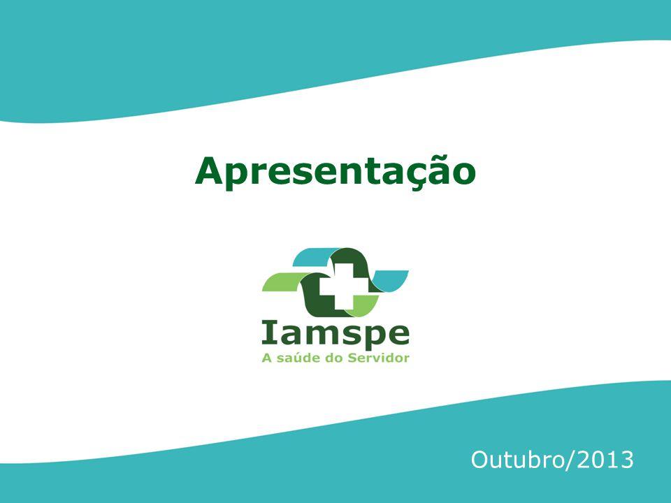 Introdução O Iamspe, com mais de 60 anos, renova seu compromisso com a evolução de atenção à saúde.