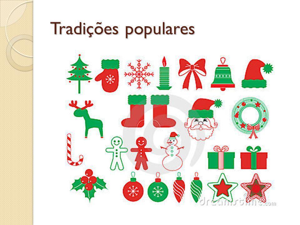 Tradições populares