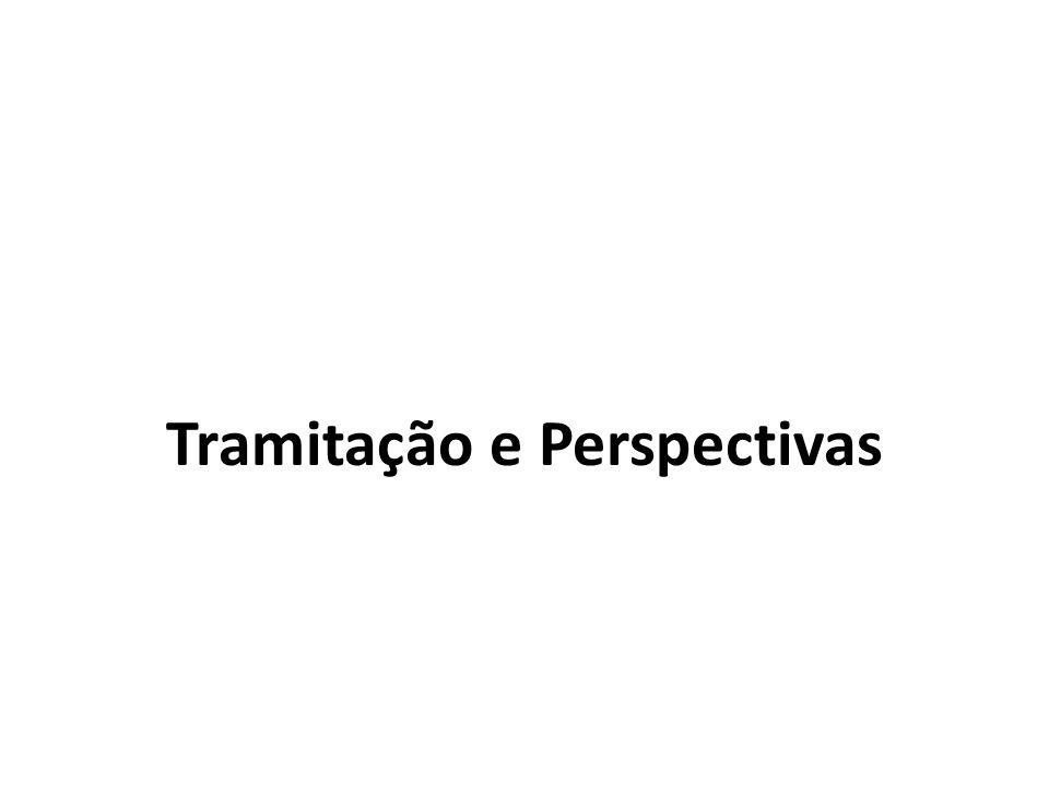 Tramitação e Perspectivas