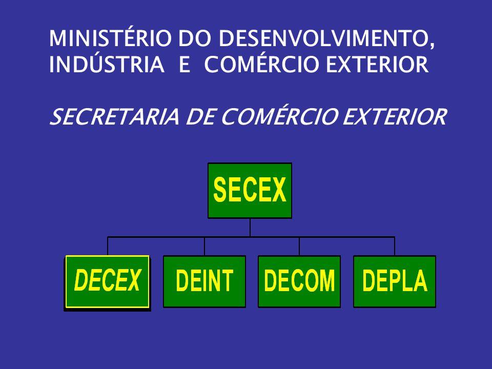 Incentivo à exportação que compreende a suspensão ou isenção dos tributos incidentes na importação de mercadoria utilizada em produto a exportar ou exportado.