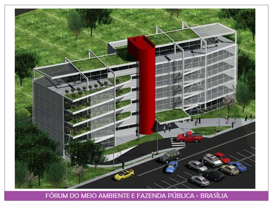 FÓRUM DO MEIO AMBIENTE E FAZENDA PÚBLICA - BRASÍLIA