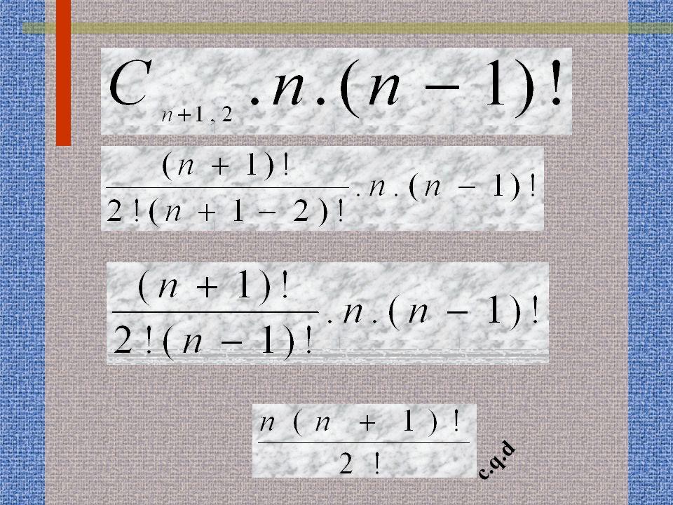 c. q. d