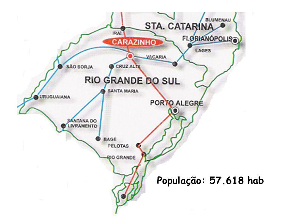 População: 57.618 hab