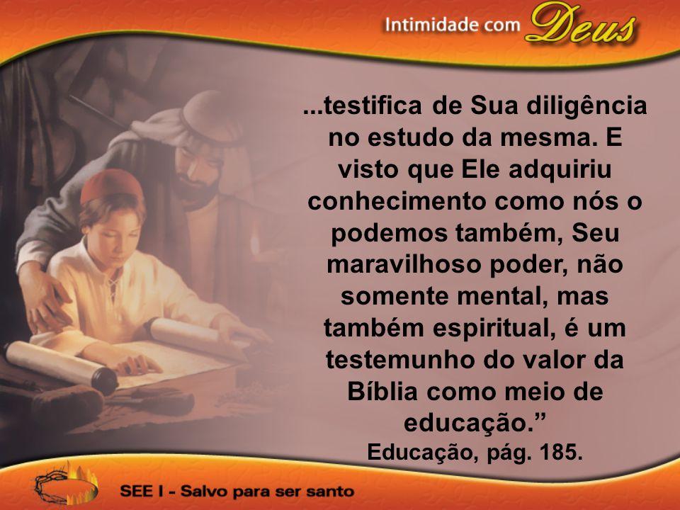 ...testifica de Sua diligência no estudo da mesma.