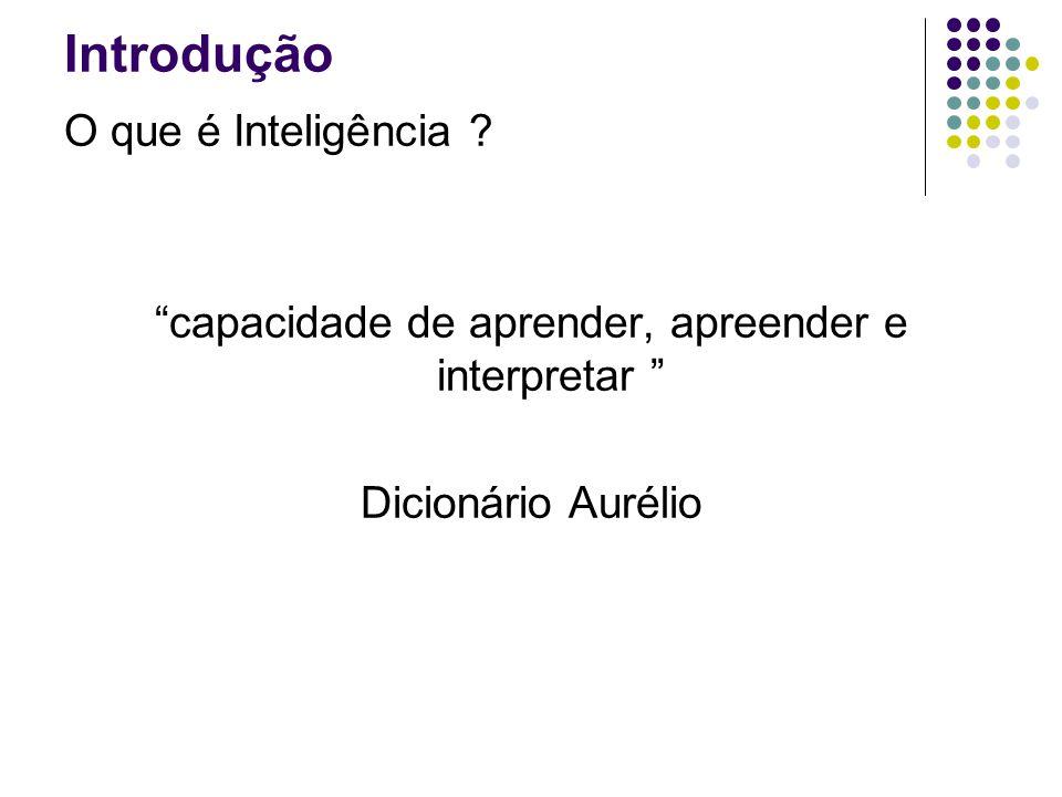 O que você considera inteligente ?