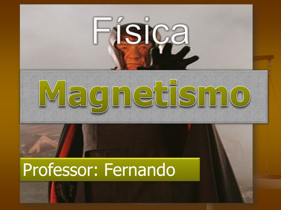 Professor: Fernando