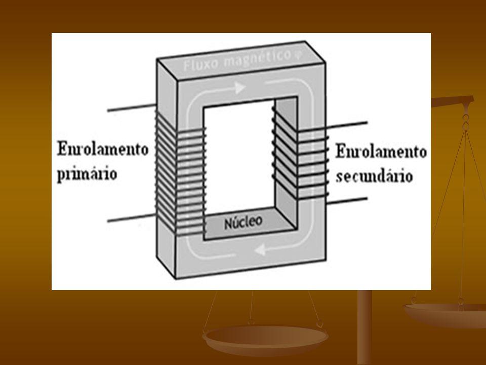 Transformadores Os transformadores de tensão, chamados normalmente de transformadores, são dispositivos capazes de aumentar ou reduzir valores de tens
