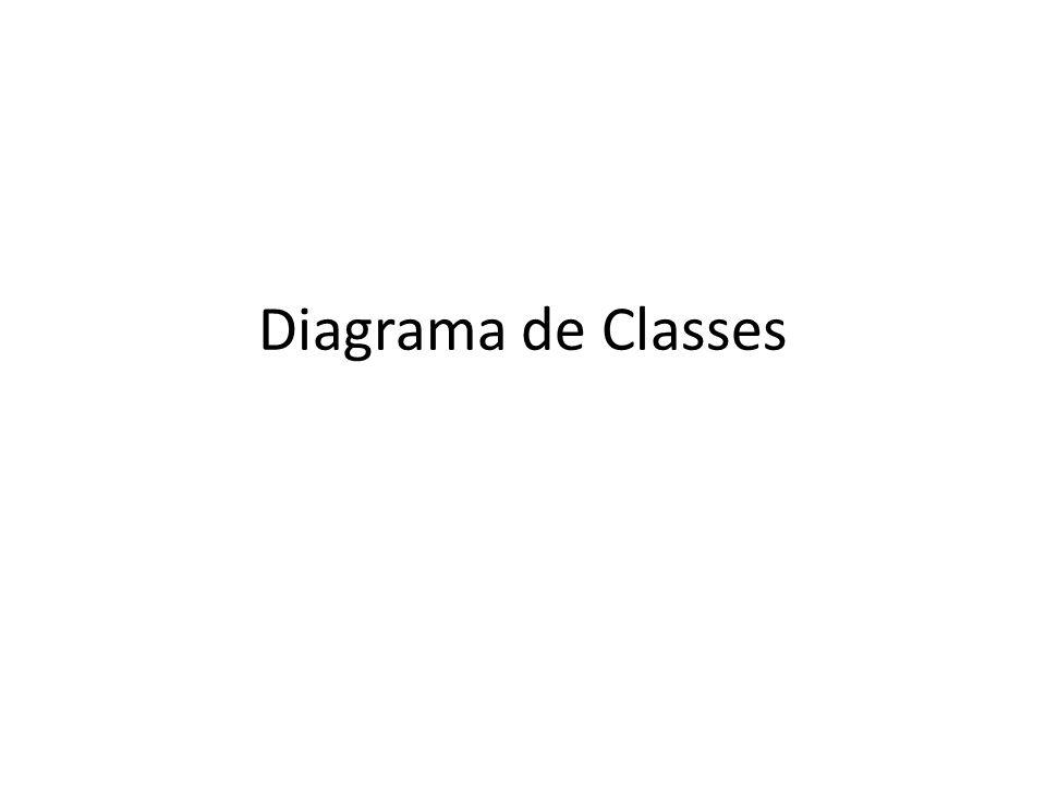 Classe associativa Classe que está ligada a uma associação, em vez de estar ligada a outras classes.